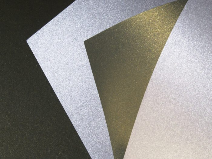 Paper Canson Metallic A4