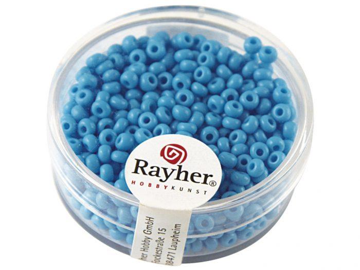 Rocailles Rayher 2.6mm matt