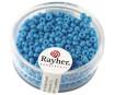 Rocailles 2.6mm matt 17g 08 light blue