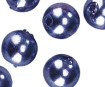 Wax beads 8mm 32pcs 39 purple