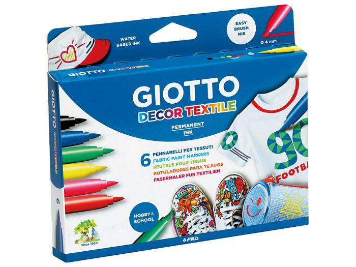 Marķieris tekstilam Giotto Decor Textile - 1/2