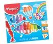 Viltpliiats ColorPeps Early Age Jumbo 12tk pestav