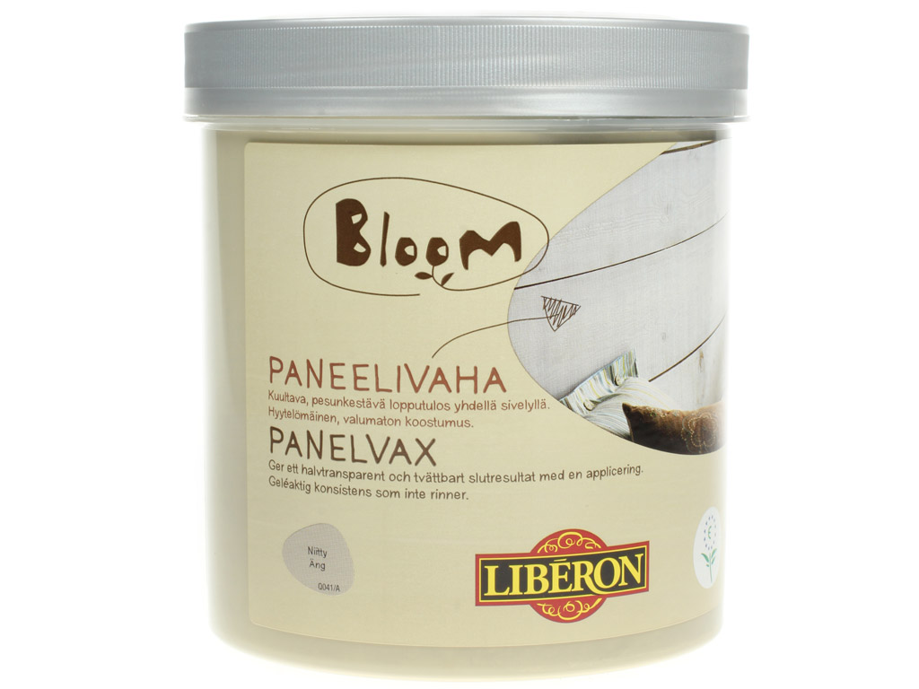 Panelling Decorative Protection Bloom 1L green brown