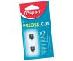 Paper Trimmer Maped Precise Cut blades 2pcs