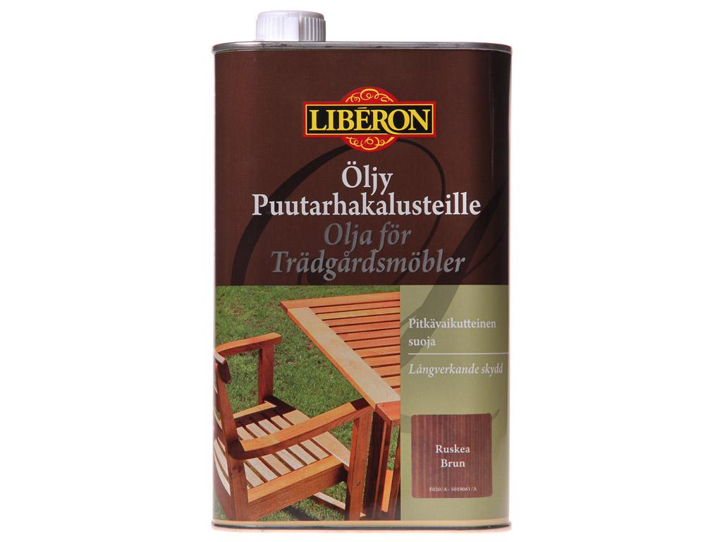 Liboil Liberon 1L brown