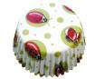 Baking cup 50x25mm Ladybug 60pcs blister