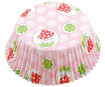 Baking cup 50x25mm Toadstool 60pcs blister