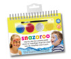 2-Step Face Painting Booklet Unisex