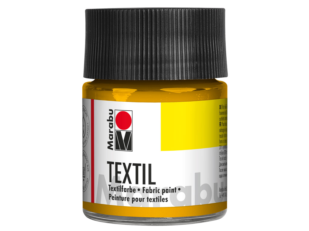 Tekstiilivärv 50ml 021 medium yellow