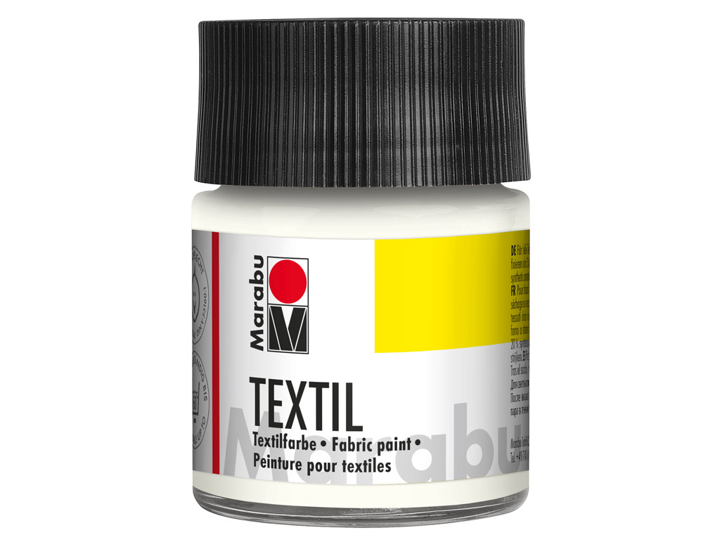 Tekstiilivärv 50ml 070 white