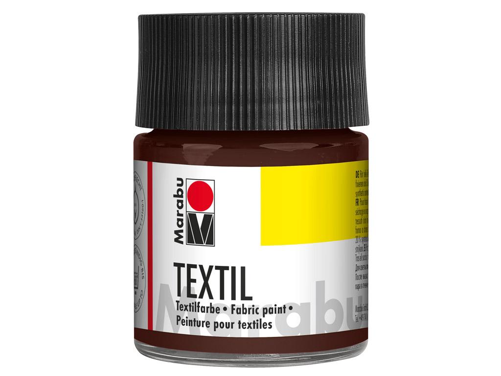 Tekstiilivärv 50ml 045 dark brown