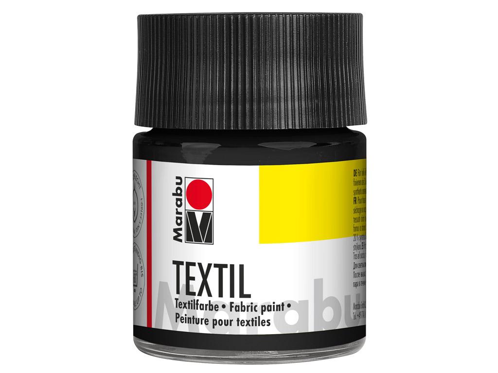 Tekstiilivärv 50ml 073 black