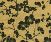 Lokta Paper A4 Cherry Blossom Black on Sand