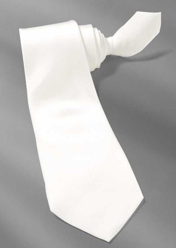 Silk tie Voo Crepe de Chine 12