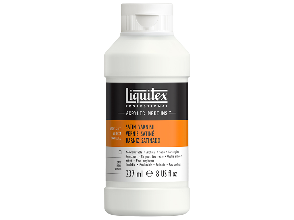 Satin varnish Liquitex 237ml