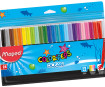 Felt pen ColorPeps Ocean 24pcs
