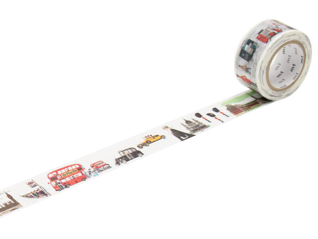 Masking tape mt Miroslav Sasek 23mmx10m this is London