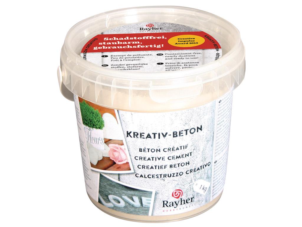 Creative cement Rayher 1kg