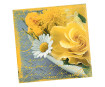 Napkins 33x33cm 20pcs 3-ply Flowers of Summer