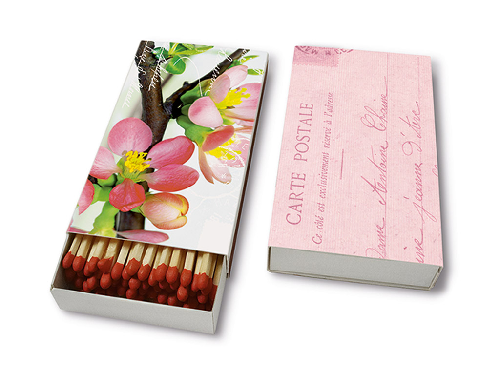 Tikud 9.5cm 45tk Blossom Greetings