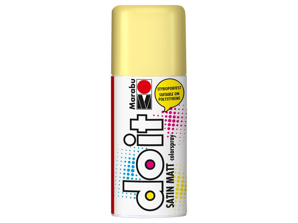 Colorspray do it Satin Matt 150ml 022 pastel yellow