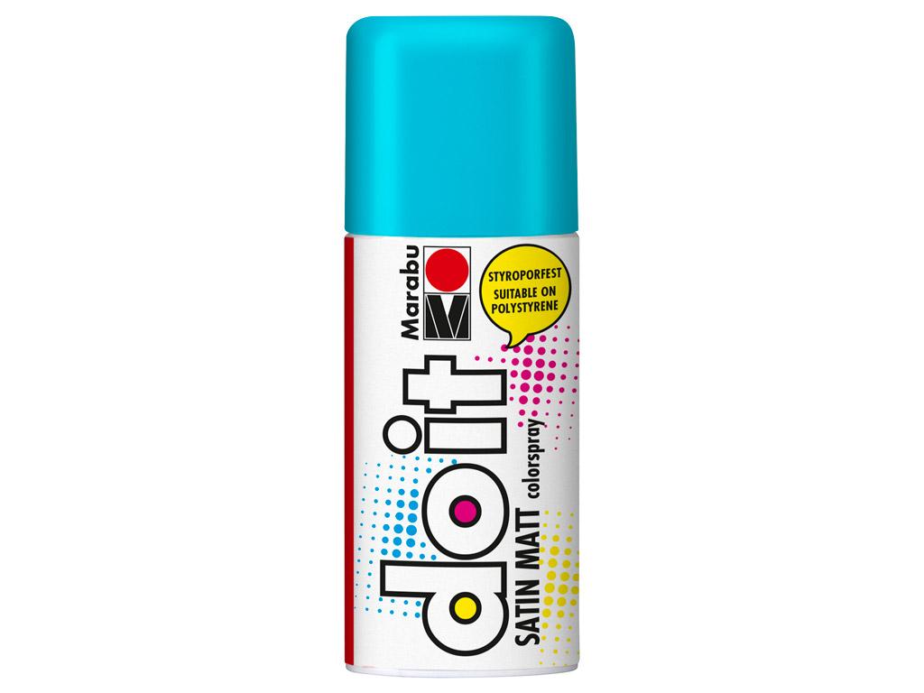 Colorspray do it Satin Matt 150ml 150 turquoise