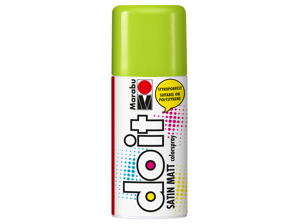 Colorspray do it Satin Matt 150ml 154 lime
