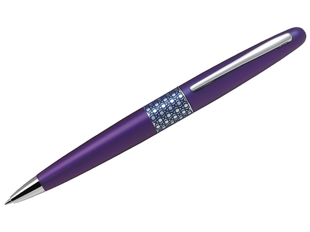 Lodīšu pildspalva Pilot MR Retro Pop 1.0 zila Ellips