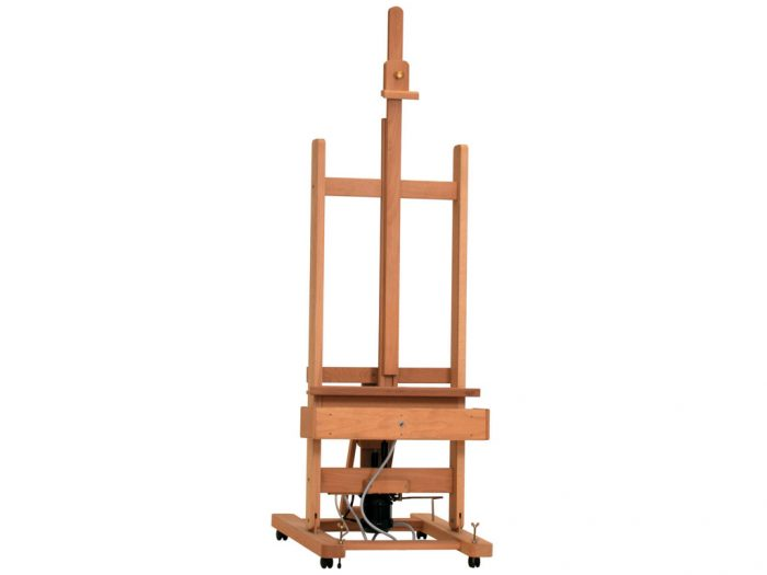 Electric Studio easel Mabef M/01 - 1/4