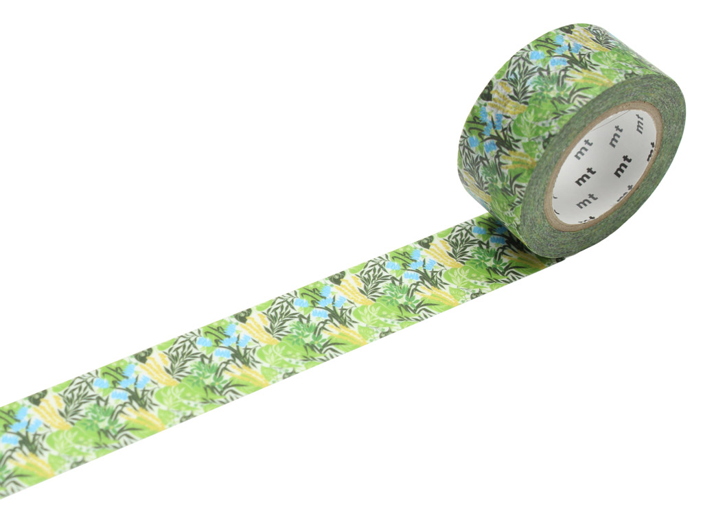 Masking tape mt Almedahls 22mmx10m high summer