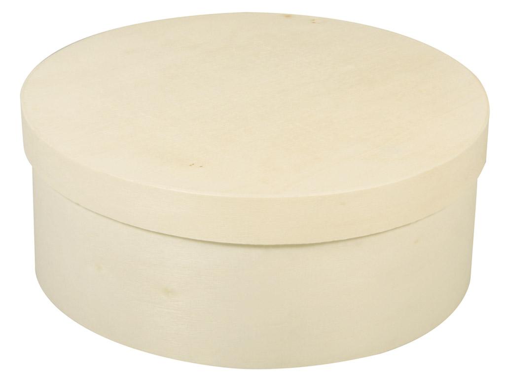 Karp puidust Rayher ümmargune d=16 h=6cm