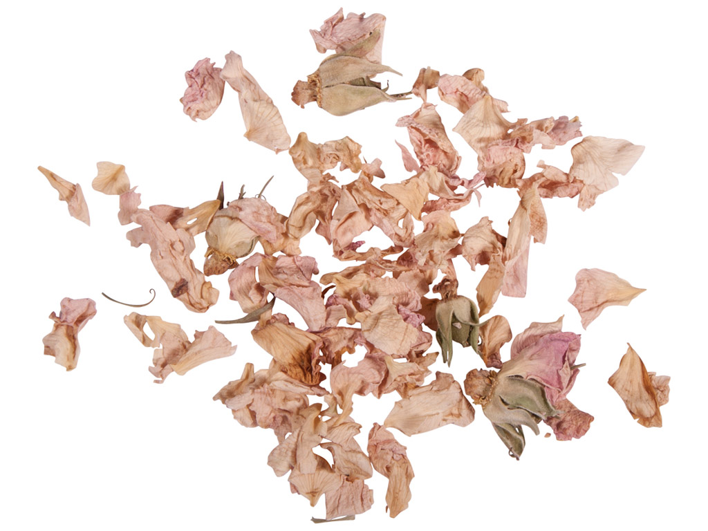 Blossoms for soap Rayher 5g pink rose petals