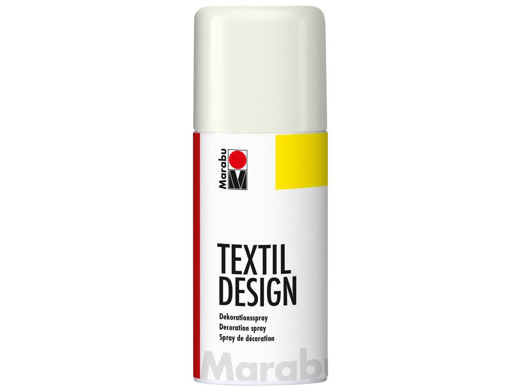 Krāsa tekstilam Textil Design aerosols 150ml 070 white