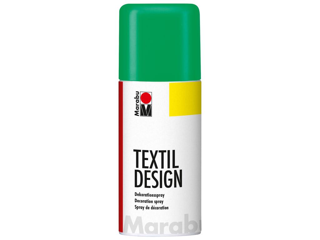 Krāsa tekstilam Textil Design aerosols 150ml 153 mint