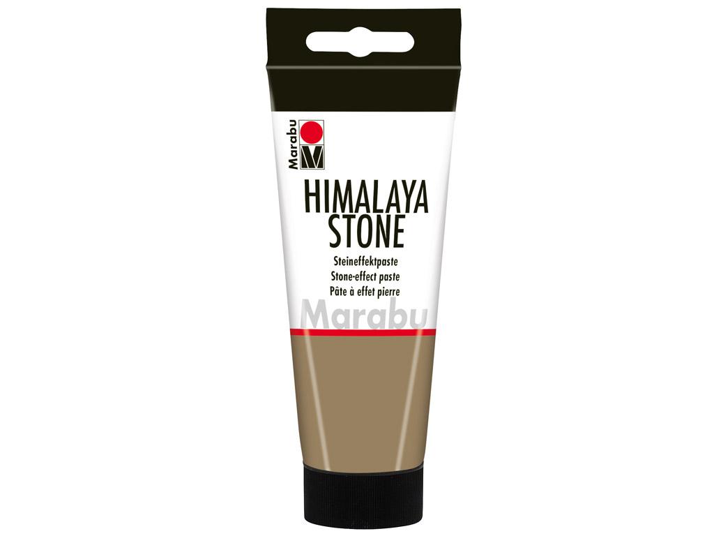 Stone-effect paste Himalaya Stone 100ml 127 sandstone