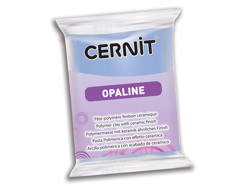 Polymer clay Cernit Opaline 56g 223 blue gray