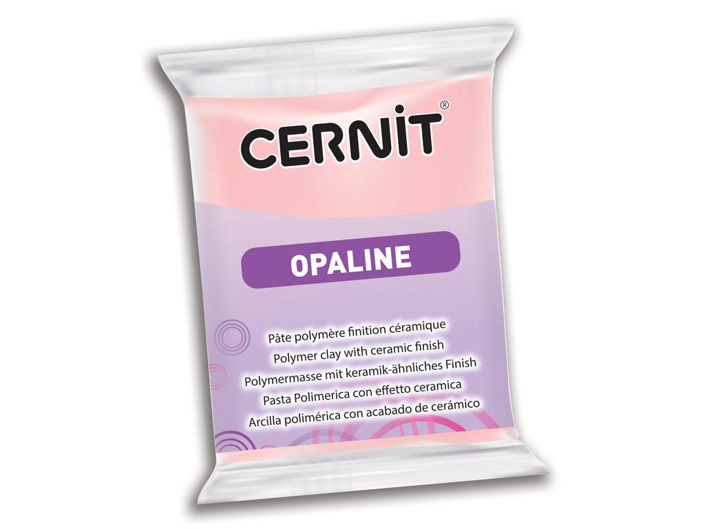 Polymer clay Cernit Opaline 56g 475 pink