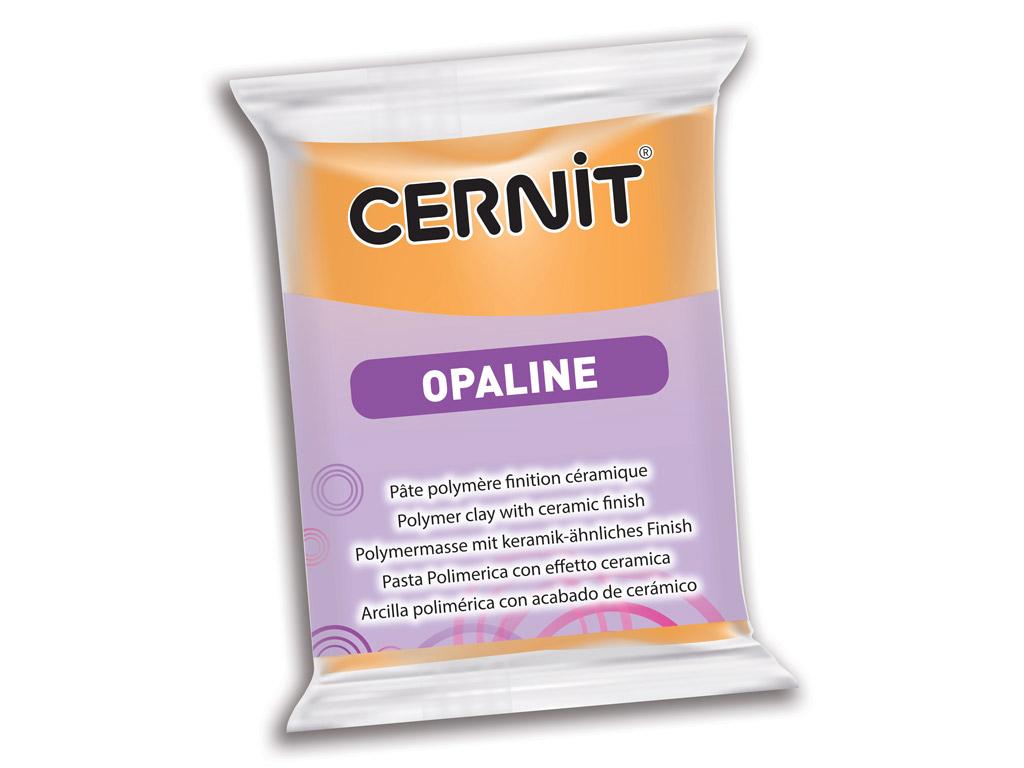 Polymer clay Cernit Opaline 56g 755 apricot