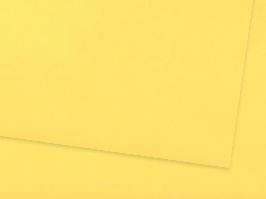 Kartong Ursus A4/300g 12 lemon yellow