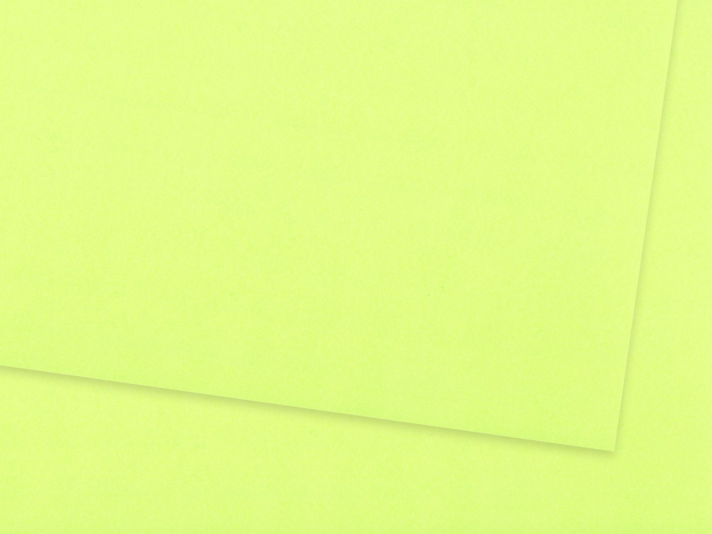 Kartong Ursus A4/300g 50 apple green