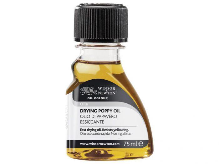Poppy Oil Drying Winsor&Newton