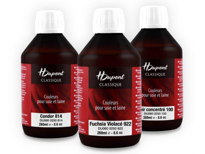 Silk Dye H.Dupont Classique 250ml - 1/6