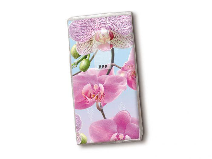 Handkerchiefs Paper+Design 10pcs flowers