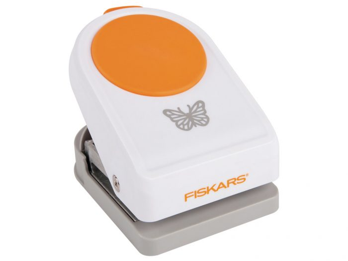 Intricate shape punch Fiskars
