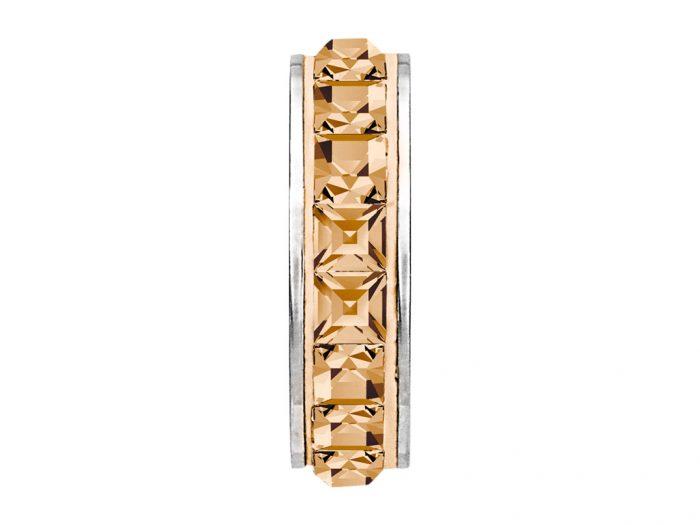 Stopper-kristallhelmes Swarovski BeCharmed Pave 81001 13mm