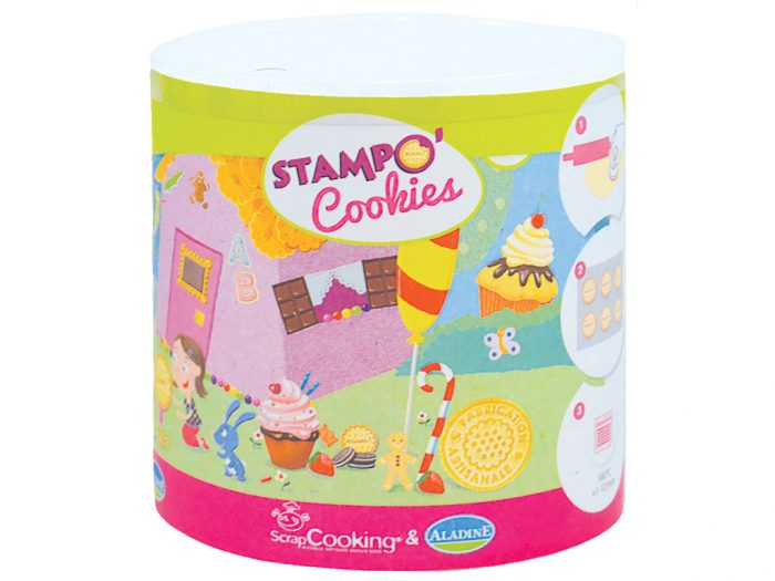 Stamp Aladine Stampo Cookies - 1/3