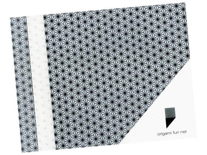 Washi paber Origami Fun Net 15x15cm