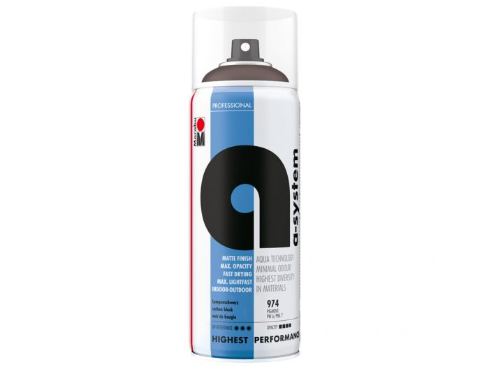Colorspray Marabu a-system 400ml - 1/6