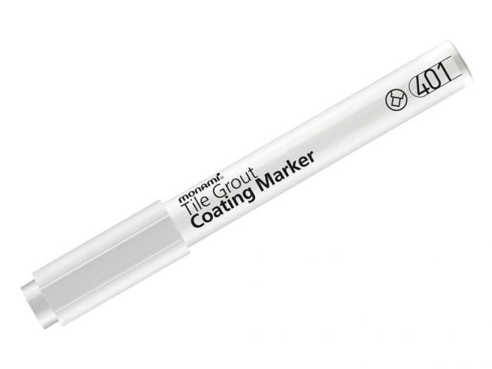 Tile grout coating marker Monami 401 - 1/2