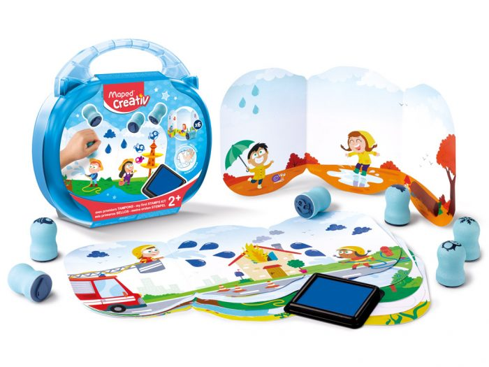 Stamps kit Maped Creativ Early Age - 1/3